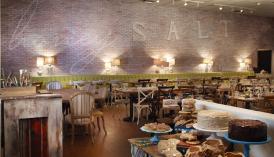dessert stand interior
