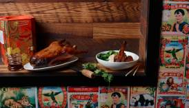 Market East, Vancouver – BBQ Chicken Dish
